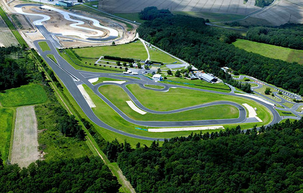 Circuit Paris - Dreux