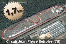 Circuit Paris - Trappes